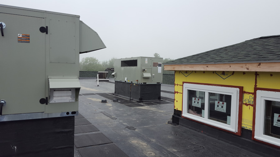 Piper Roof top units